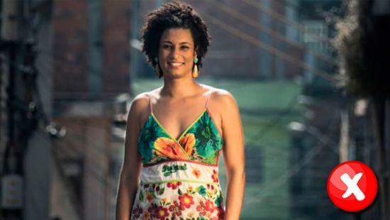 El asesinato en Brasil de Marielle Franco