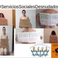 ¿DÓNDE ESTÁN LOS SERVICIOS SOCIALES EN CANARIAS? DESNUDOS, DESGARRADOS Y REPARTIDOS AL MEJOR POSTOR