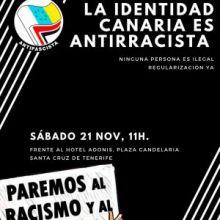 Llamamiento a responder a la extrema derecha en Canarias