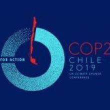 La huida de la Conferencia de las Naciones Unidas sobre el Cambio Climático (COP25)  de Santiago de Chile a Madrid