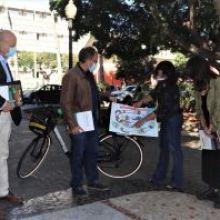 Las Palmas de Gran Canaria promueve la movilidad sostenible en los centros educativos de la ciudad