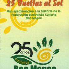 Libro: 25 Vueltas al Sol