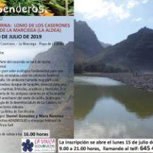 Vente el sábado 20 de julio de Ruta Nocturna a La Aldea con La Vinca Ecologistas en Acción
