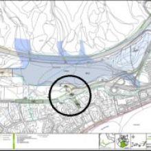Turcón Ecologistas en Acción anuncia recurso contencioso administrativo contra la licencia de la rotonda de El Veril.