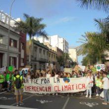 Clamor ciudadano ante la emergencia climática