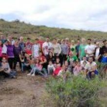 ARUCAS CUENTA CON 350 ÁRBOLES NUEVOS PLANTADOS POR SIMPATIZANTES DE ACTIVAT Y LA VINCA ECOLOGISTAS EN ACCIÓN