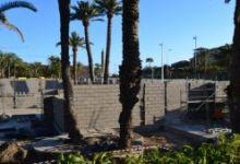 Denuncia por presuntas obras ilegales en el Palmeral de Maspalomas,  municipio de San Bartolomé de Tirajana