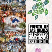 El 8º Festival BIOAGAETE Cultural Solidario llena de música y actividades el Puerto de las Nieves entre los días 23 y 26 de agosto