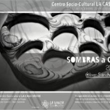 """El jueves 12 de diciembre se inaugura en LA CASA VERDE (Firgas) la Exposición """"Sombras a Color 2015-2019"""", de Óliver Sánchez Acosta"""
