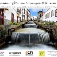 """El jueves 19 de abril se inaugura la Exposición Fotográfica """"Cita con la imagen 2.0"""", de David Cabrera, en LA CASA VERDE (Firgas)"""