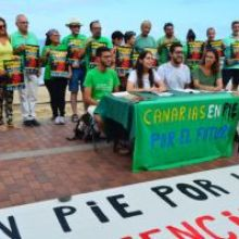 Más de 130 colectivos canarios llaman a una movilización masiva por la emergencia climática mundial