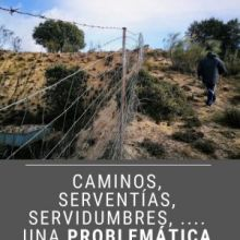 El Colectivo Turcón-Ecologistas en Acción organiza un Ecotaller relacionado con los caminos, las serventías, las servidumbres: una problemática en auge