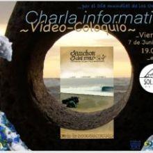 Charla vídeo Coloquio sobre la Costa Norte de Gran Canaria
