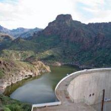 Desde Ben Magec exigen al Gobierno que de Canarias un impacto ambiental ajustado a la ley del proyecto Chira-Soria